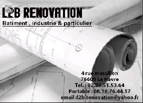 logo l2b rénovation