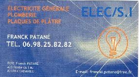ELEC S.I - Sarl Franck Patané Corbarieu