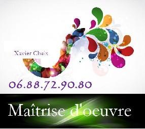 Xavier Chaix Conception Sainte Anastasie sur Issole