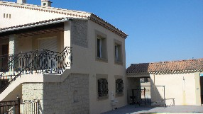 jasmin façades Le Pontet