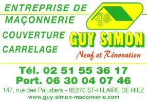 logo SIMON GUY SAS