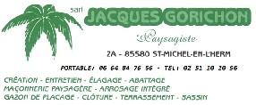 logo GORICHON PAYSAGISTE