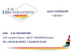 AM.DECORATION Montreuil