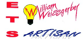 logo ETS WILLIAM WEISSGERBER
