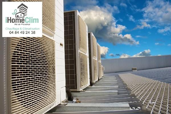 Entreprise climatisation Aix-en-Provence
