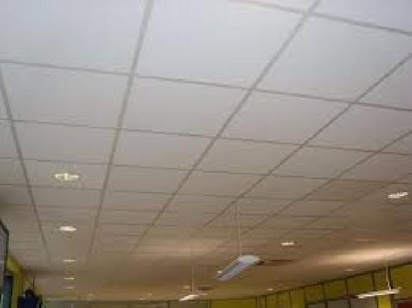 plafond dalles