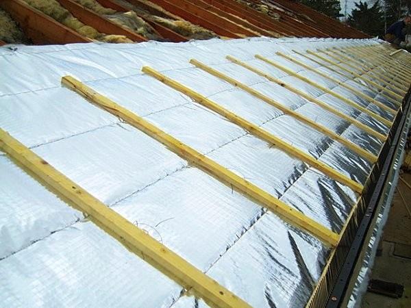 Protection contre la chaleur et le froid isolant mince de qualité supérieur.