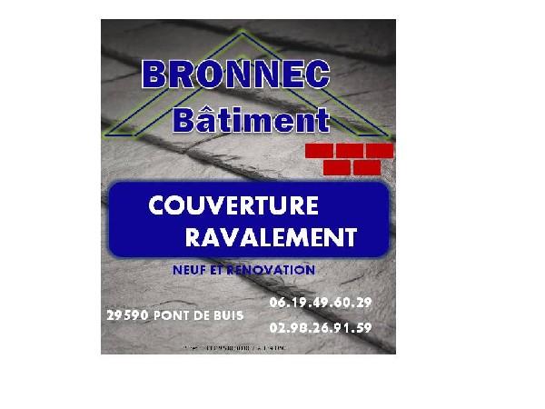 BRONNEC BATIMENT Pont de Buis lès Quimerch