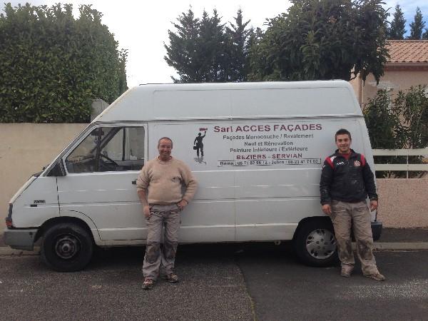 ACCES FACADES Sarl Béziers