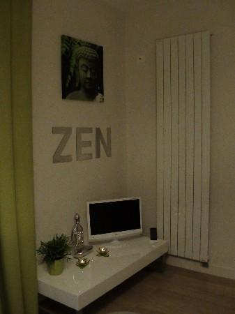 Intégration d'un radiateur basse température ACOVA dans une chambre