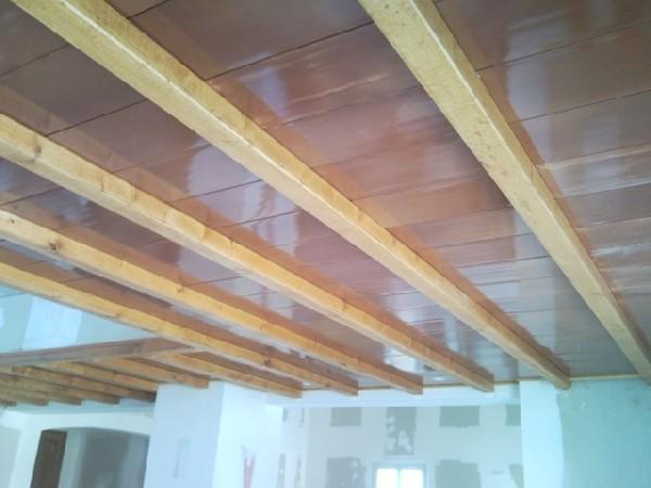 plafond provencal