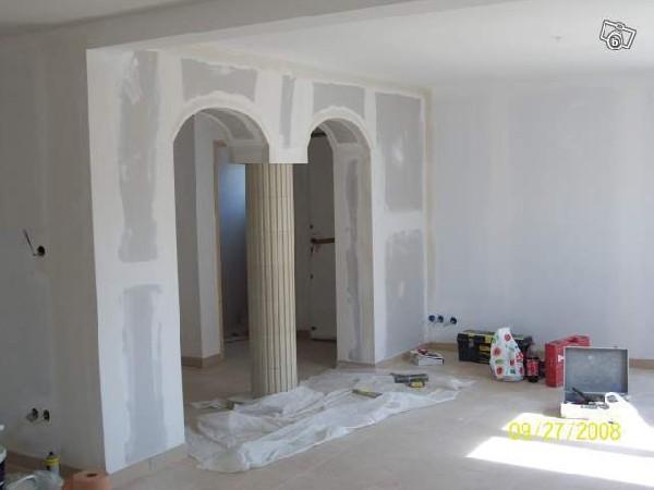 ouverture a colonne