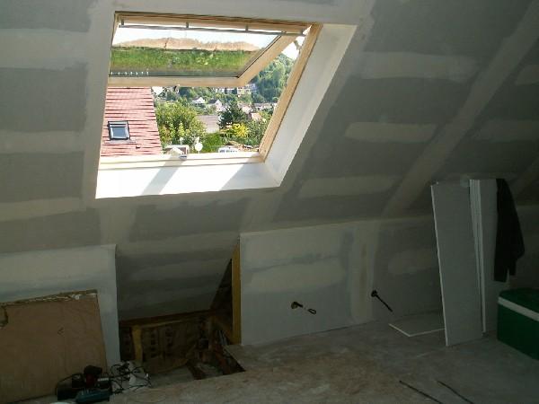 exemple de fenêtre de toit panoramique