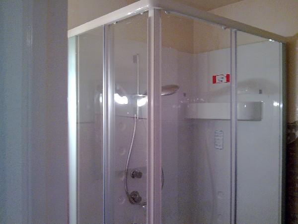 Amx plomberie cagnes sur mer - Cabine de douche pour personne a mobilite reduite ...