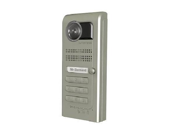 INTERPHONIE HABITAT ET PETIT TERTIAIRE :<br /> <br /> INTERPHONE VISO VILLA SANS FIL  1 A 4 APPELS AVEC OU SANS CLAVIER CODE<br />  <br />  <br /> Pack complet - Interphone visio 3G 1 bouton d&#039;appel avec clavier cod&eacute; 12 touches - Pose en saillie - Finition platinum. Inclus : communication et mises &agrave; jour garanties 15 ans<br /> SANS ABONNEMENT<br /> TOUT COMPRIS<br /> INTERPHONE, RECEPTEUR HF,<br /> FORFAIT COMMUNICATIONS &amp; MISE A JOUR (PREPAYE)<br /> IDEAL POUR UN TRES PETIT COLLECTIF/COMMERCE/INDUSTRIE/VILLA