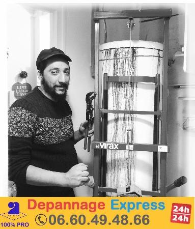 Votre Plombier chauffagiste &agrave; Paris <br /> Artisan 30 Ans d&#039;exp&eacute;rience