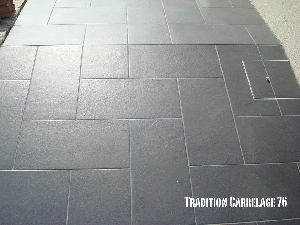 Tradition carrelage 76 cavelier jeremy e i r l for Carrelage 76