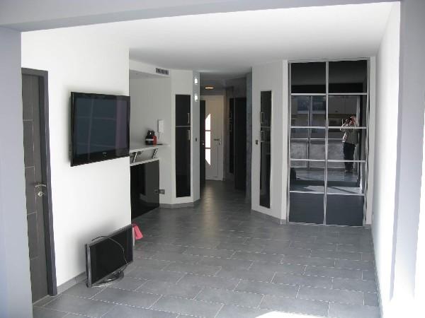 Rénovation complète pour un appartement.