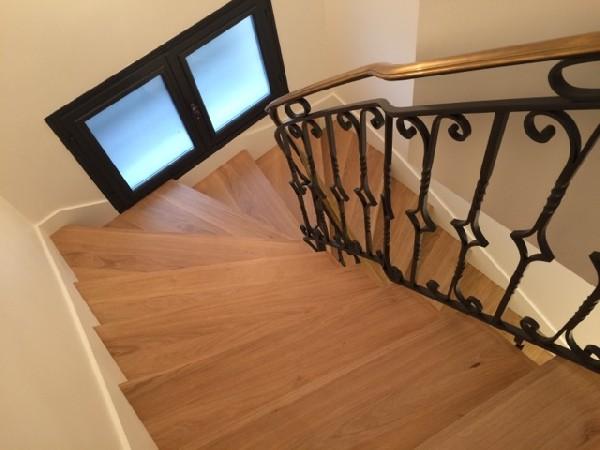 Refection escalier